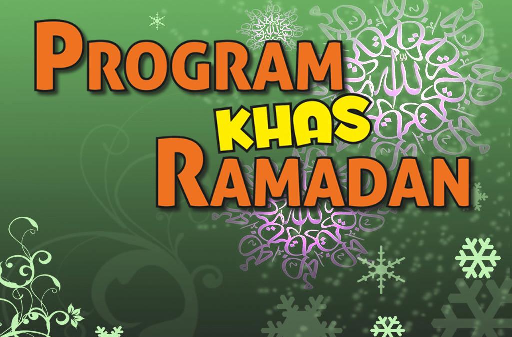 Program Khas Ramadan 1437H