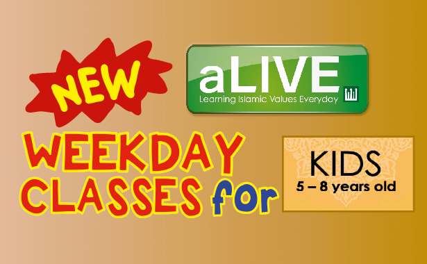 aLIVE KIDS Weekday classes