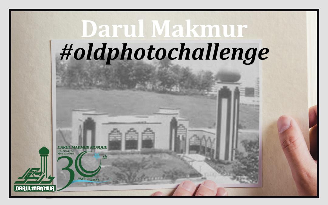 #oldphotochallenge