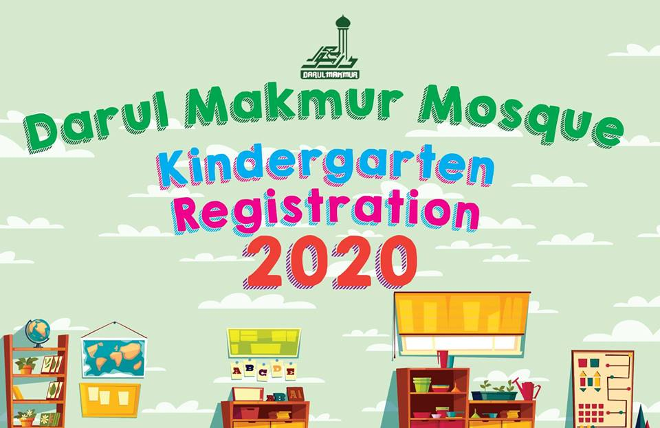Darul Makmur Mosque Kindergarten Registration 2020