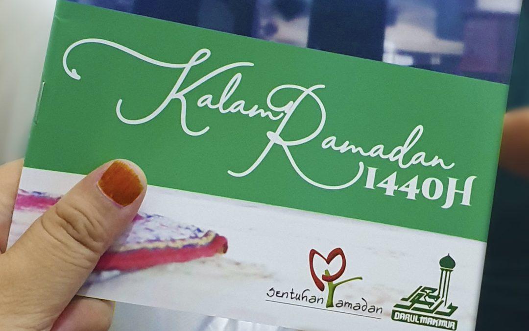 Kalam Ramadan 1440H