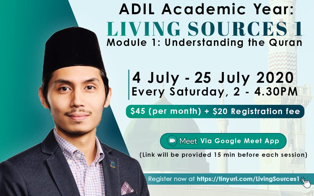 ADIL Academic Year: Living Sources 1
