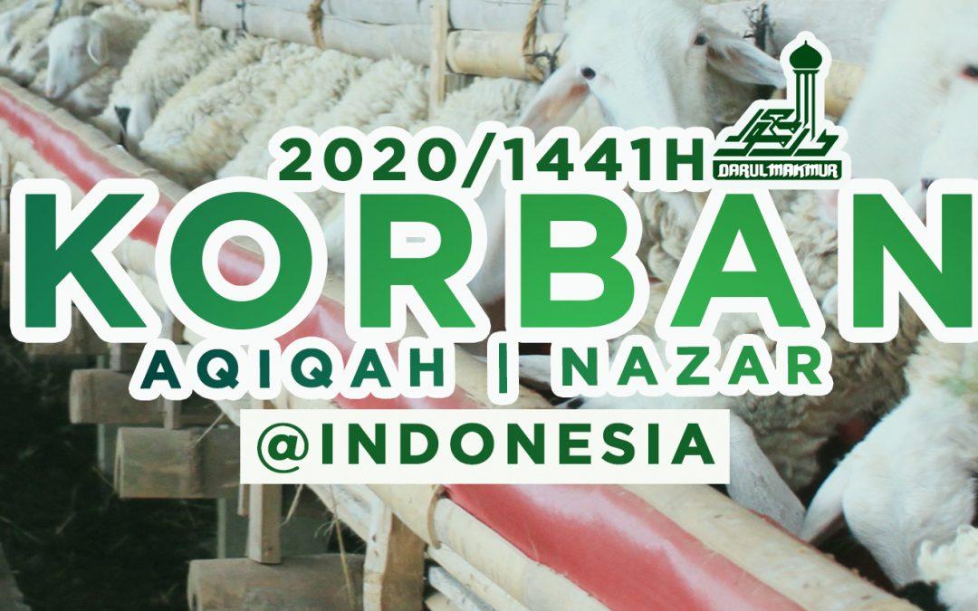 Korban 2020 @ Indonesia