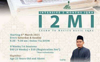 I2MI (Intensive 2 Months Iqra)