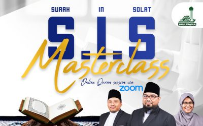 SIS (Surah In Solat) Masterclass